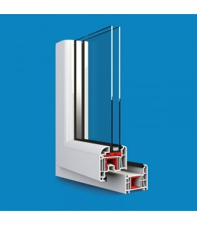 ThermoBlue 70 ECO Fenster