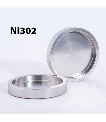 Glasschiebetür QSS010-Walk-ALU60-GM , Klarglas
