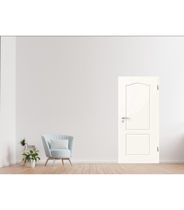 Holz Innentuer Provence Typ-4002-b-klassik-weiss-r al-9010-vov
