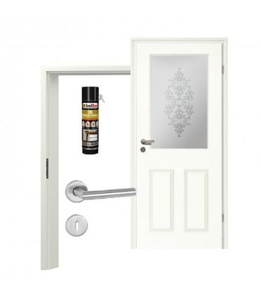 Türen Stiltuer Typ_4004_LA_Sandstrahl Classico