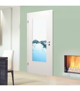 """Glaseinsatz Digitaldruck 1035-1-LA """"Wasser"""""""