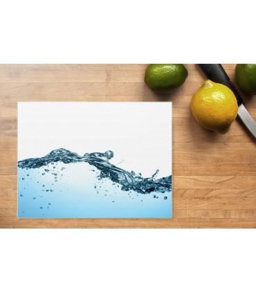 Schneidunterlage Digitaldruck ESG Motiv Wasser