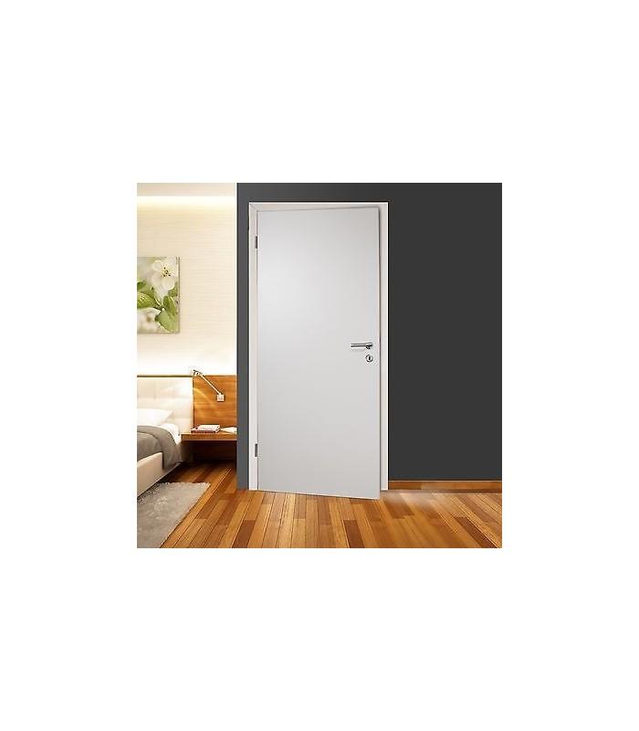Holztür Duritop Uni weiß mit CPL Oberfläche