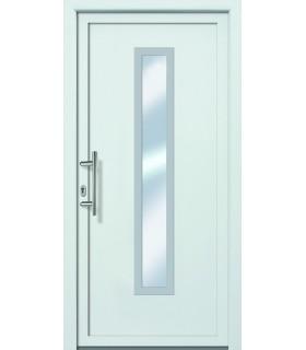 Kunststoff-Haustür FDM-24 weiß