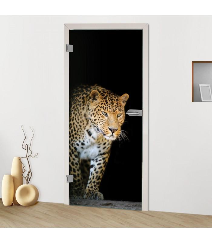 "Glastür 9007 ""Jaguar"""