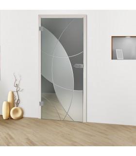 """Glastür """"Mandala 8000-F2"""