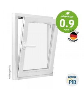 ThermoBlue FE02 Wärmeschutz-Fenster